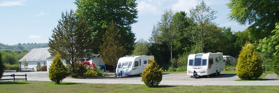 Caravan, Camping, Campsite, Holiday Park in Carmarthen, South West Wales
